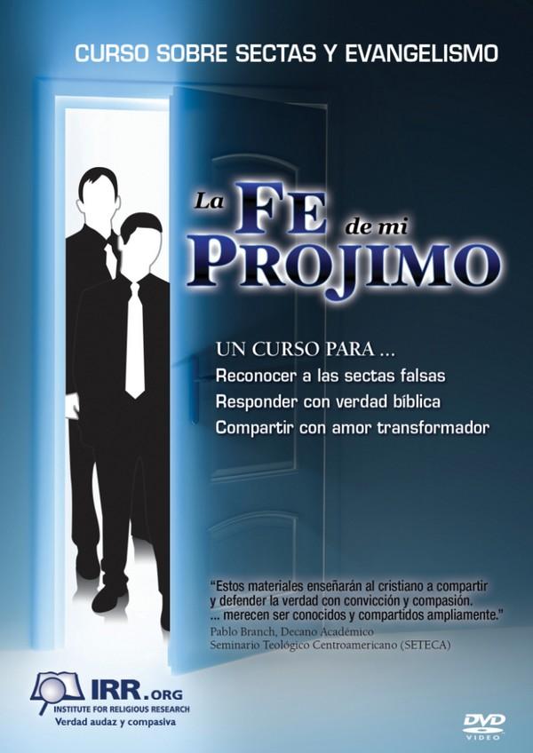 La Fe De Mi Projimo DVD Cover