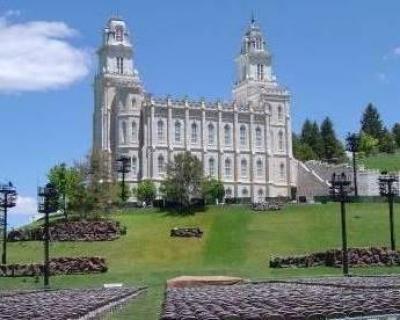 Manti Utah Temple