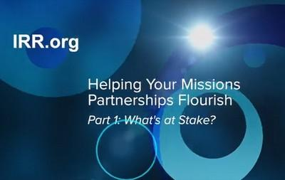 How IRR Can Help Your Church and Global Outreach