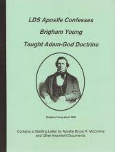 LDS Apostle Confesses