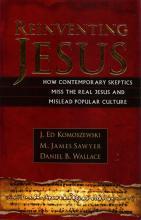 Reinventing Jesus