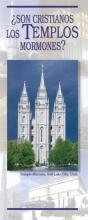 Son Cristianos Los Templos Mormones