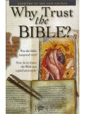 Why Trust the Bible? front cover