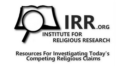 Resources For Investigating Today's Competing Religious Claims